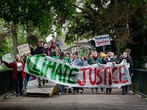 February, 2021 Newsletter -- Climate Justice
