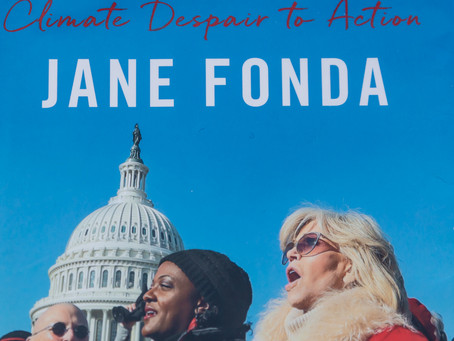 What Can I Do?  My Path from Climate Despair to Action, by Jane Fonda