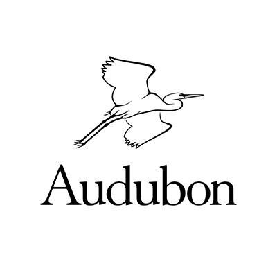 Audubon Society logo.