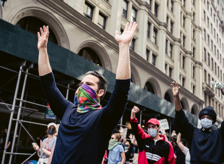 How to Fight for Climate Justice:  Be Anti-Racist.