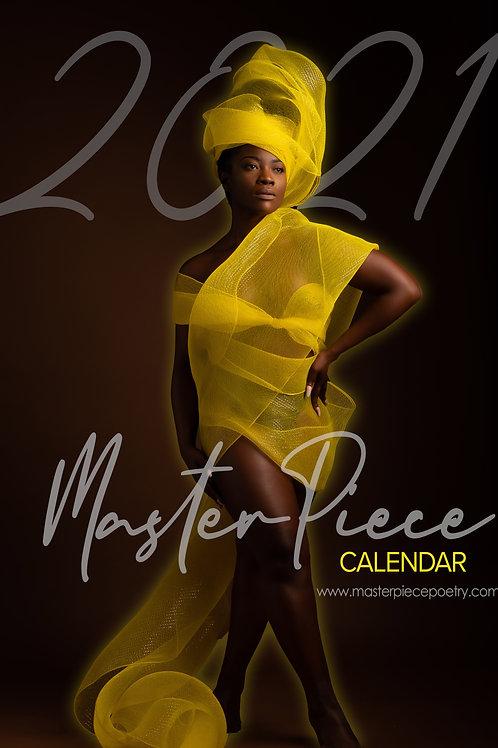 2021 MasterPiece Calendar
