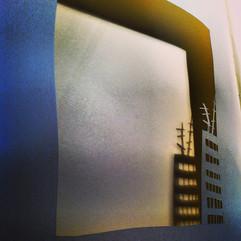 עיר עם צל  | A city with shade