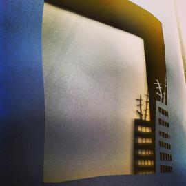 עיר עם צל    A city with shade