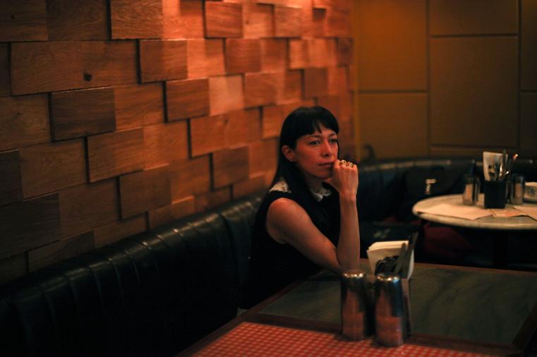 China Moo-Young, Film Director, London 2017