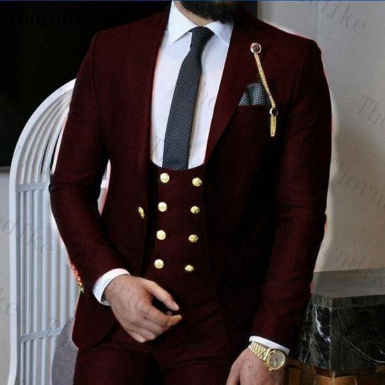 Blair Three-Piece Suit