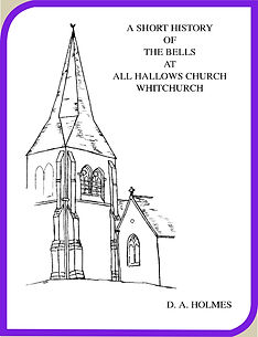 A short history of the bells at All Hallows Church, Whitchurch, Hampshire
