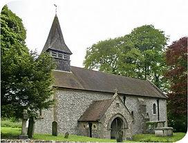 St James the Less Church, Litchfield