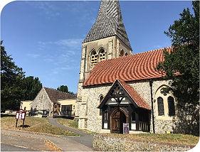 All Hallows Church Whitchurch