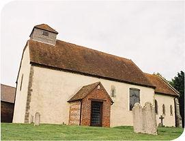 St Mary Church, Tufton