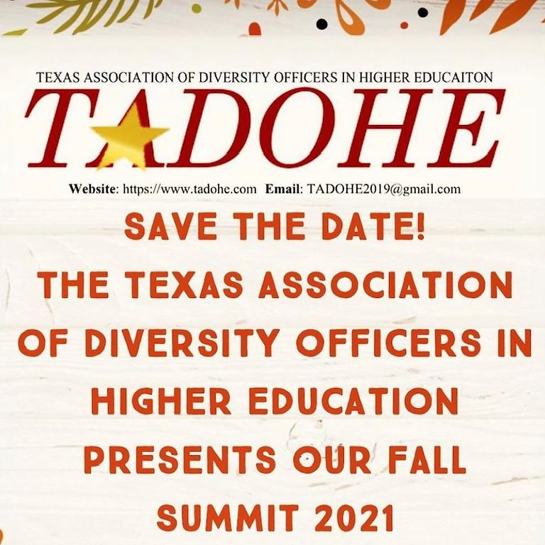 TADOHE Fall Summit 2021