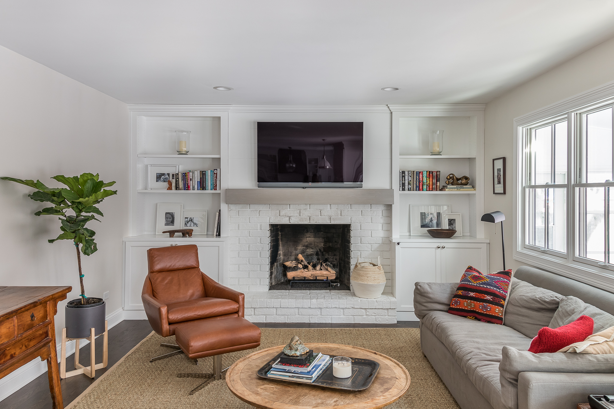 Real Estate Photography Family Room