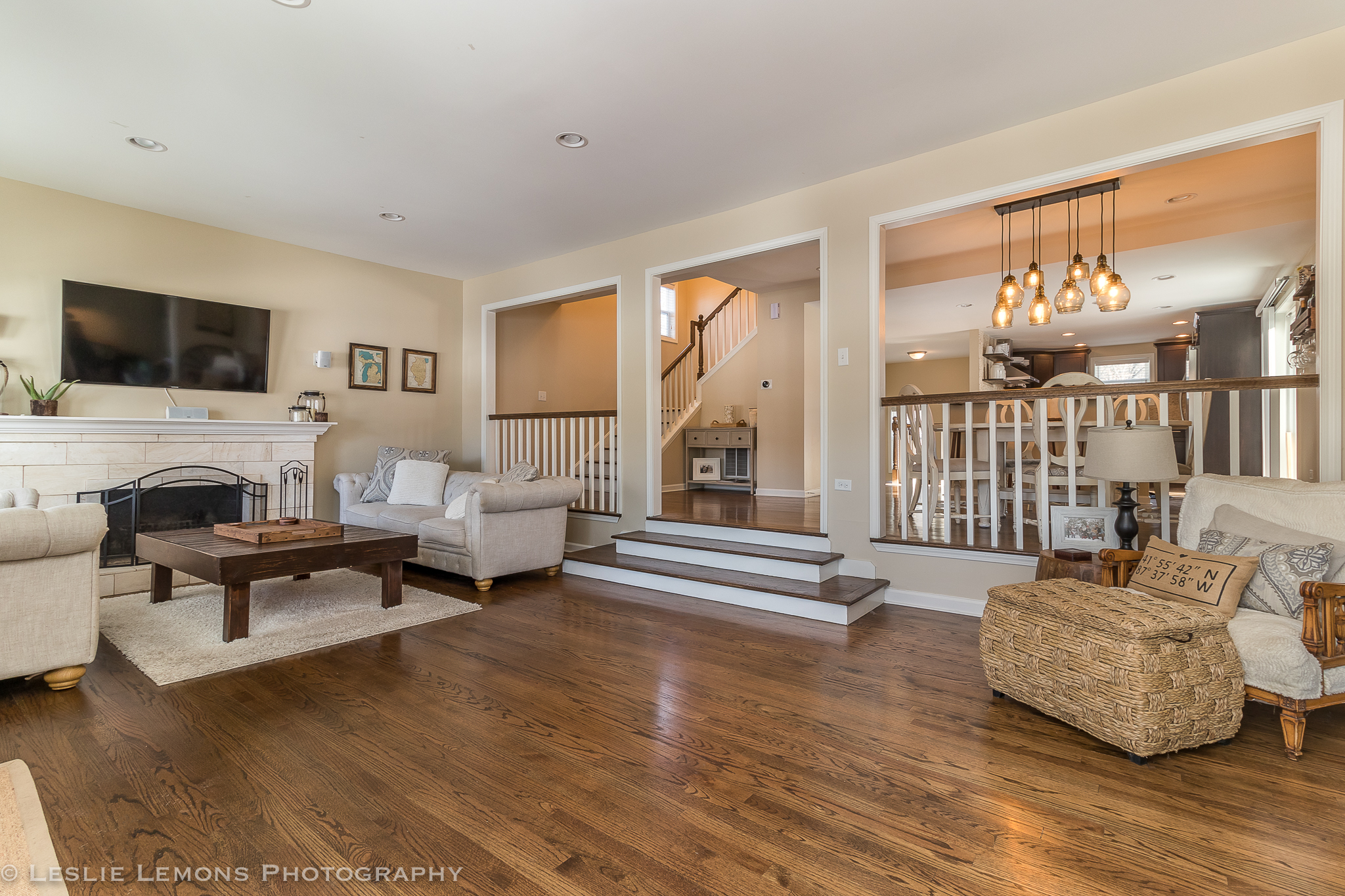 Real Estate Photo Family Room