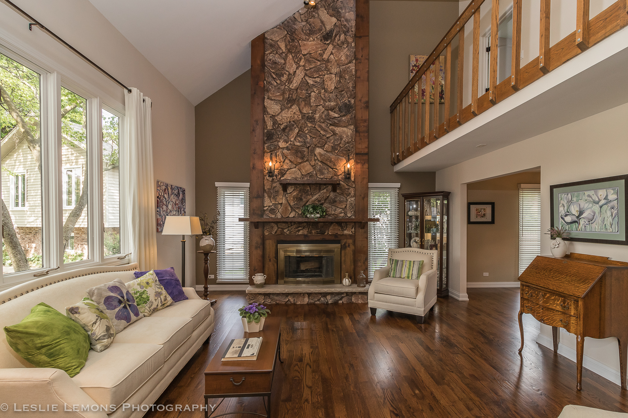 Real Estate Photography Living Room