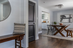 Real Estate Photography Dining Room