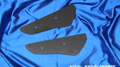 DUALWING TYPE2用 END PLATE CARBON ver.
