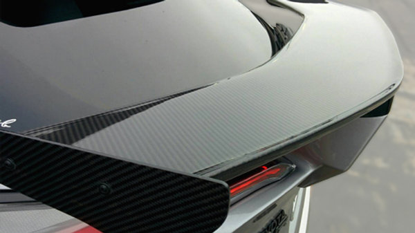特注 C-HR PREMIUM CARBON DUAL WING TYPE2