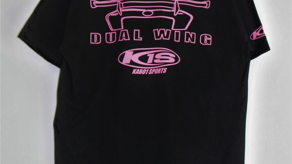 DUAL WINGファンTシャツ
