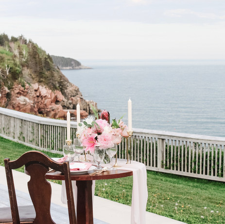 Table on the Cliffs