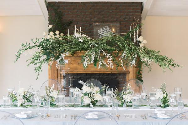 Nova Scotia Wedding Setup Oceanstone Seaside Resort