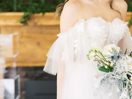 Wedding Dress Shopping During COVID 19