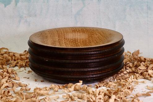 Scorched Oak Pot