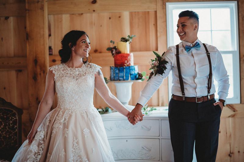LGBTQ Wedding in Connecticut