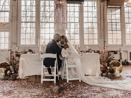 The difference between a wedding planner and event designer (+ why you need both).