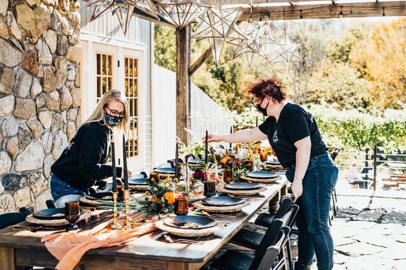 Top Connecticut Wedding Planner Organizing Fall Wedding