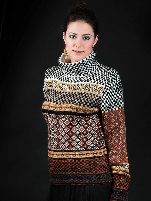 English pattern only, Fridas Stasgenser