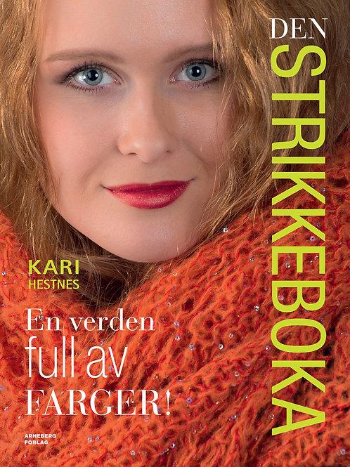 Den Strikkeboka av Kari Hestnes