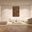 Thumbnail: 1001 natt Gyldenbrun nr. 3003, lite veggteppe ca 100 x 150 cm