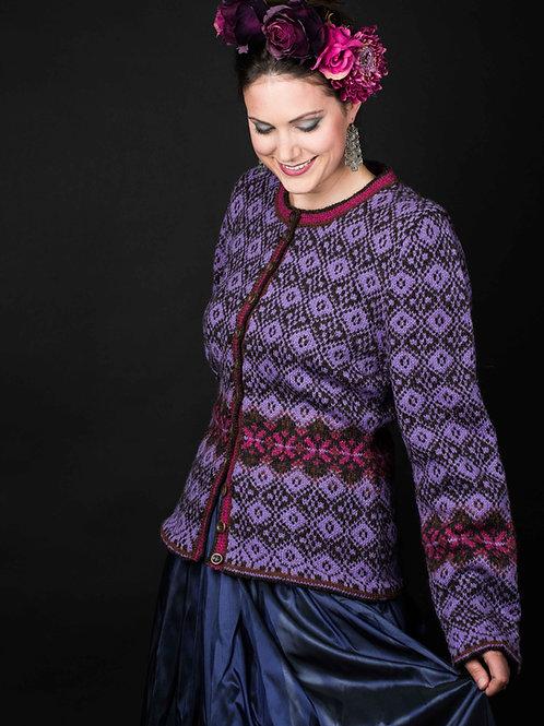 English Fridas purple dream jacket