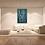 Thumbnail: 1001 natt Grønn nr. 141, lite veggteppe ca 100 x 150 cm