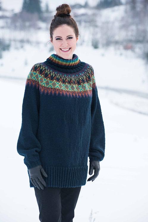 Hillesvåg, Fridas lange genser - Sølje