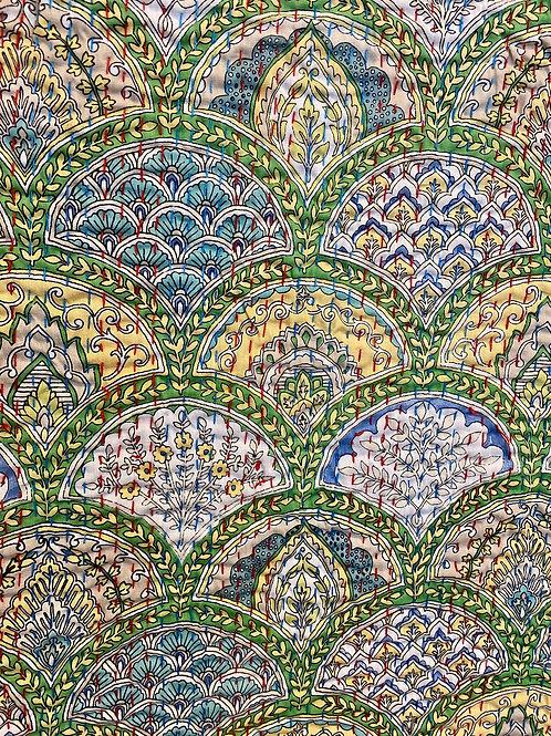 Liten Quilt, Vifte ca 150 x 210 cm
