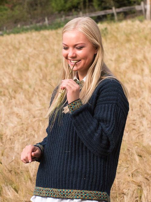 Hillesvåg, EIRIN genser i falsk patent i Tinde