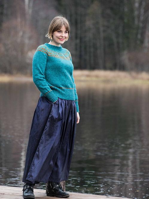 Hillesvåg, Jane genser med rundfelling - Sølje