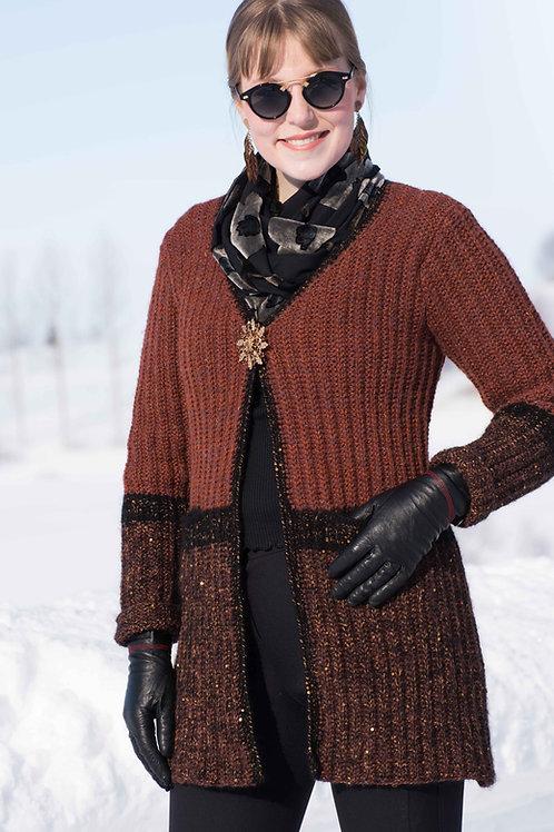 TR 117 Trend UMBRIA - Lang jakke med lommer