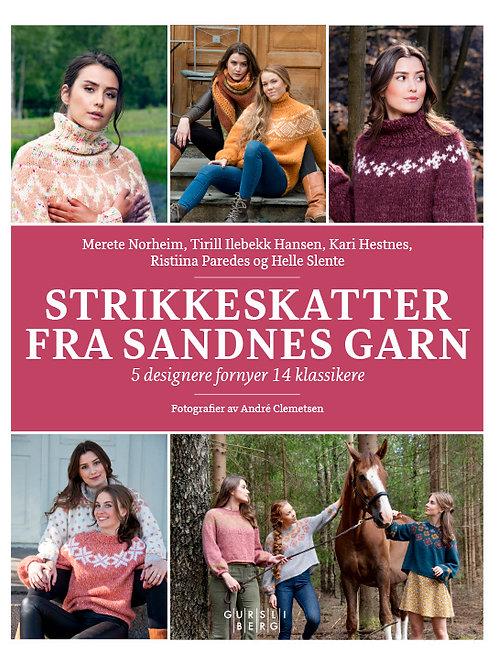 Strikkeskatter - fra Sandnes Garn