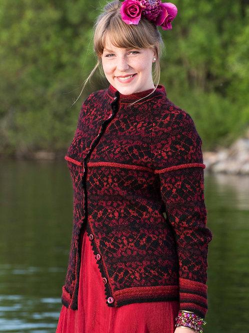 Hillesvåg, Fridas røde jakke i Sølje