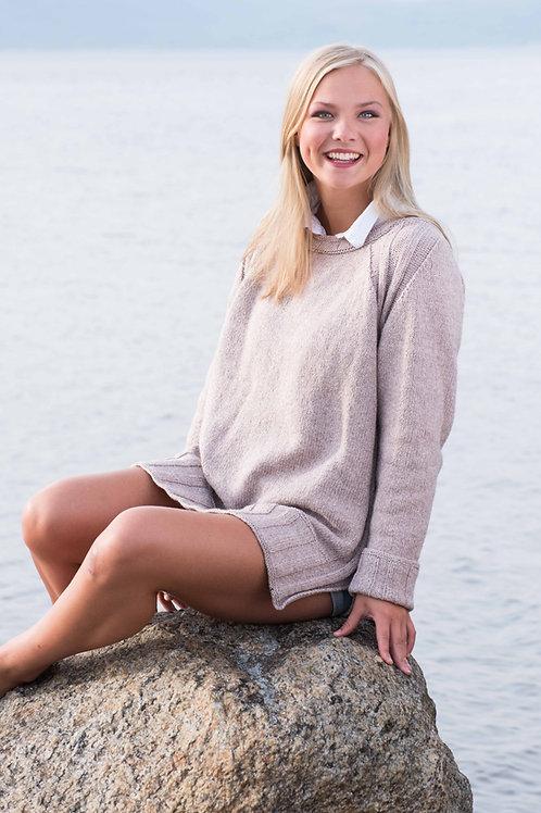TR 118 Trend VÅRBRIS - Vid genser med raglanfelling