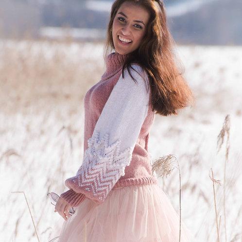 RUBY - feminin genser med ballonger