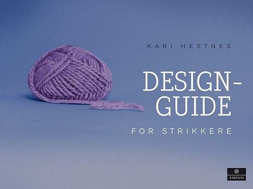 Designguide for strikkere av Kari Hestnes