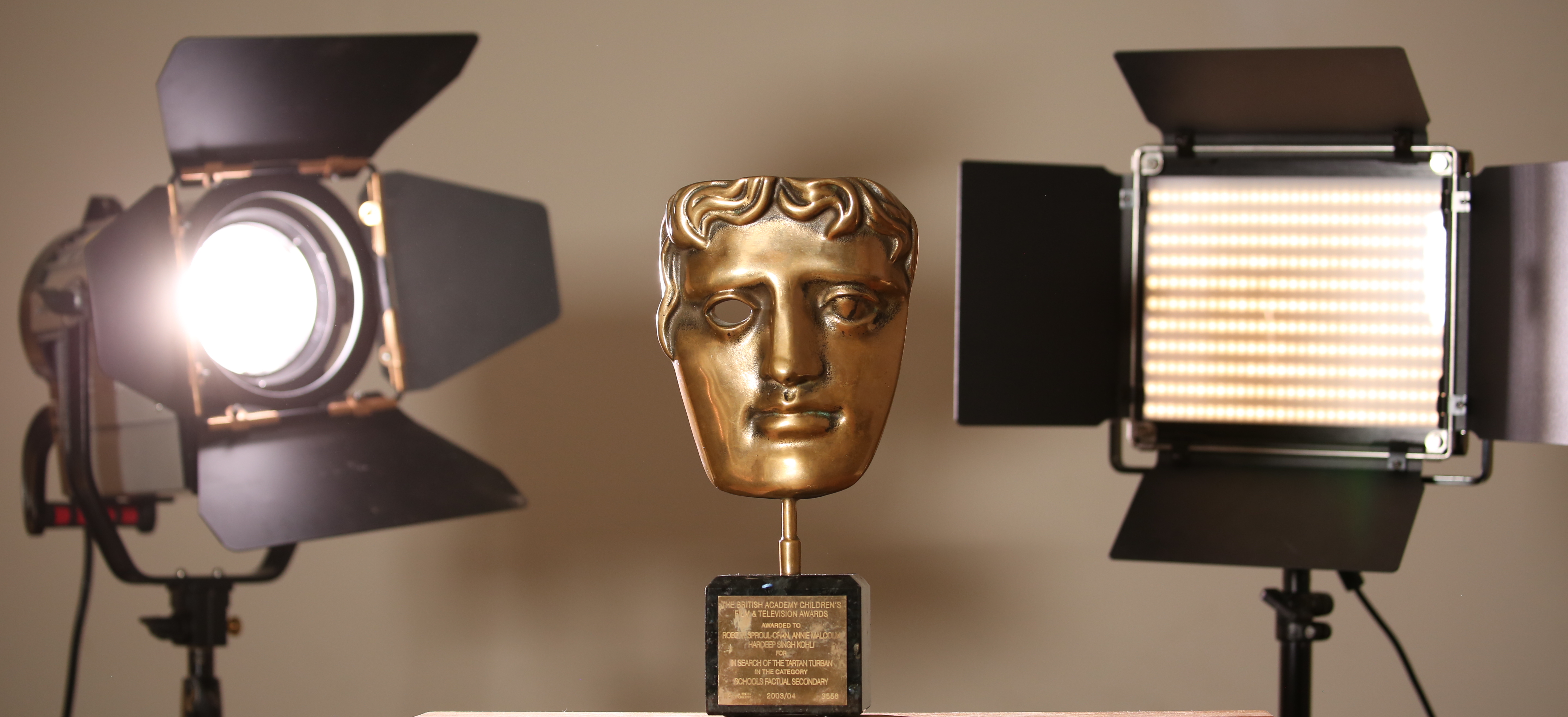 BAFTA lamps CROP