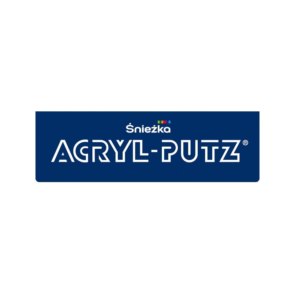 Acryl putz - gładź gipsowa