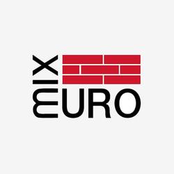 Euromix - zaprawy klejowe do glazury, klinkieru, styropianu i siatki