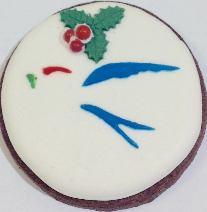 Italian Permanent Representation - And we also made a Christmas version before the semester was over