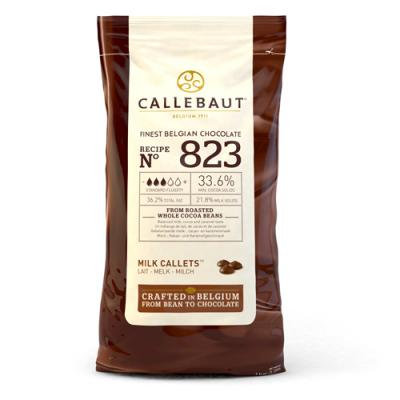 Milk Chocolate Callets (Callebaut)