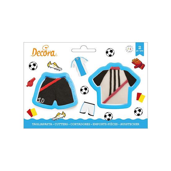 Decora Football Cutter Set/2