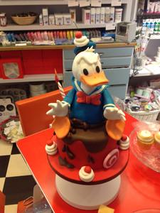 Donald's Crazy Cake